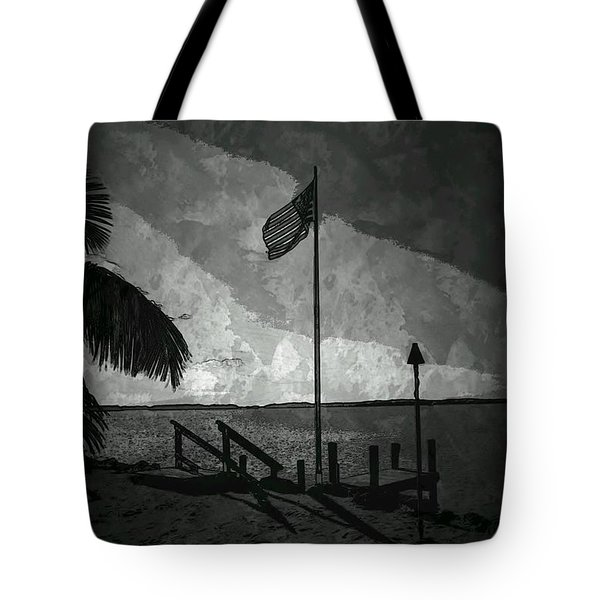 America all the Way 5 Tote Bag by Rene Triay Photography