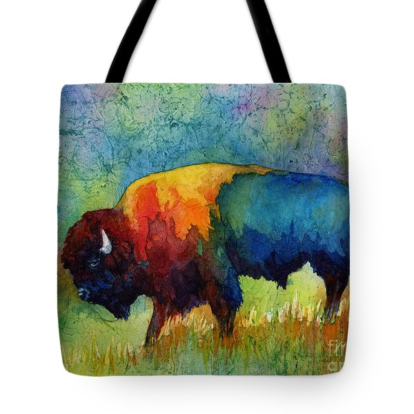 American Buffalo IIi Tote Bag by Hailey E Herrera