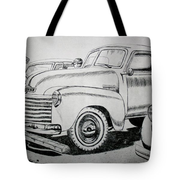 American Made Tote Bag by Stacy C Bottoms