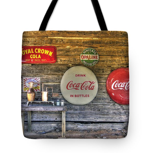 American Pickers Paradise Tote Bag by Benanne Stiens