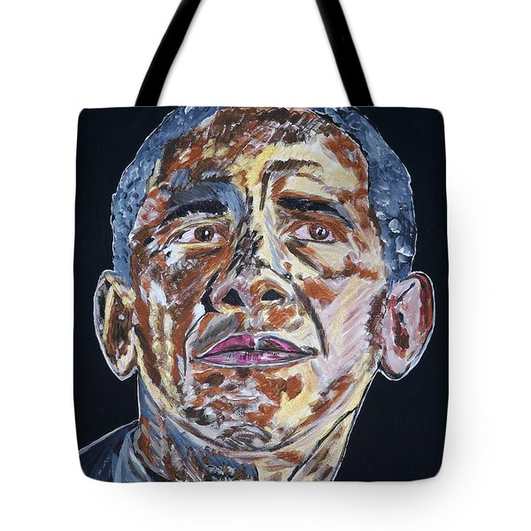 AmeriCAN Tote Bag by Valerie Ornstein