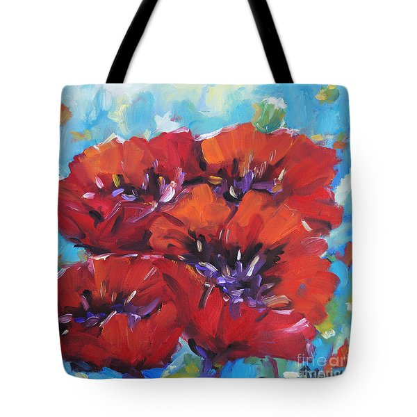 Amore By Prankearts Tote Bag by Richard T Pranke