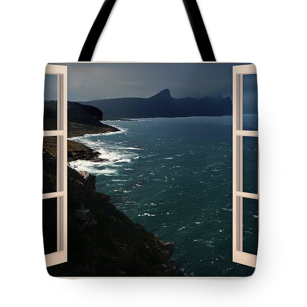 An Evening Sea Breeze Tote Bag by Mountain Dreams
