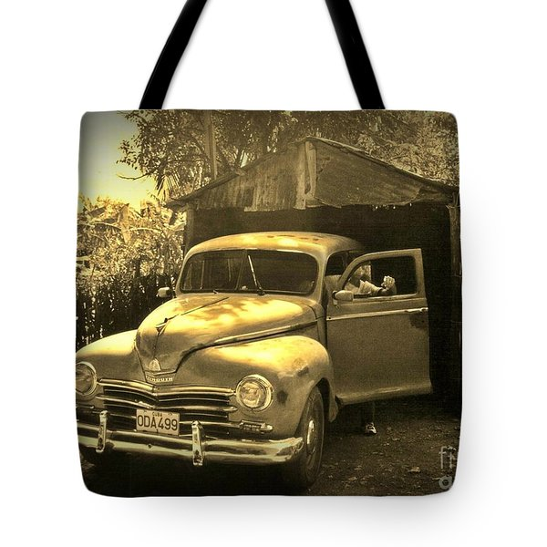 An Old Hidden Gem Tote Bag by John Malone