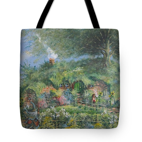 An Unexpected Adventure.the Story Begins. Tote Bag by Joe  Gilronan