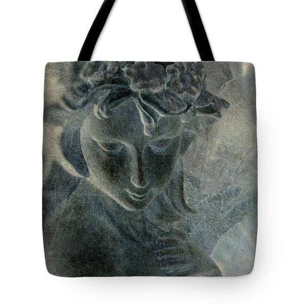 Angel Tote Bag by WB Johnston