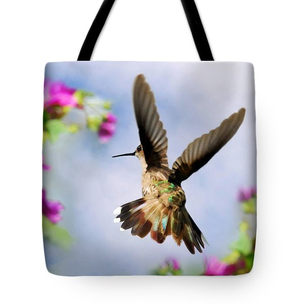 Angel Wings  Tote Bag by Christina Rollo