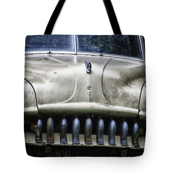 Angry Tote Bag by Joan Carroll