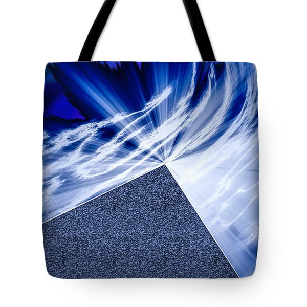 Another Pathway Through The Cosmos Tote Bag by Kellice Swaggerty