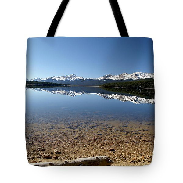 Another Perfect Day Tote Bag by Jeremy Rhoades