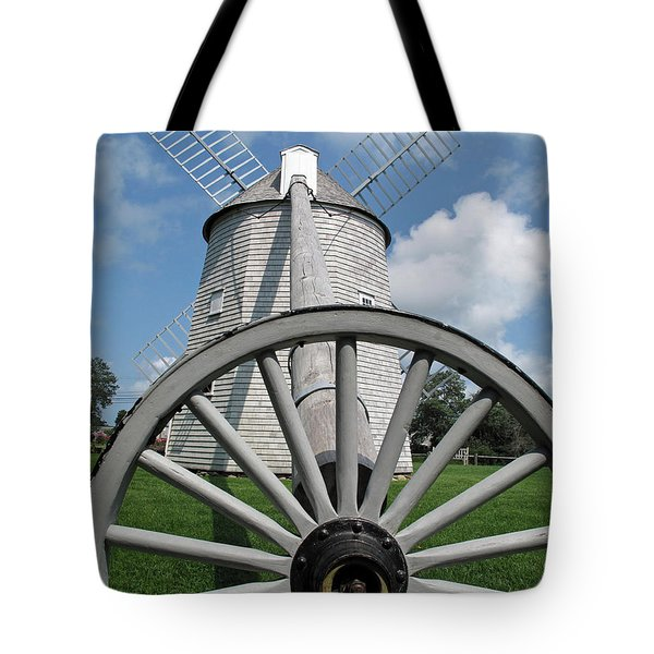 Another View Tote Bag by Barbara McDevitt