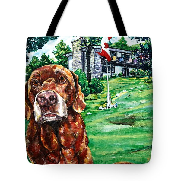 Anticipation Tote Bag by Derrick Higgins