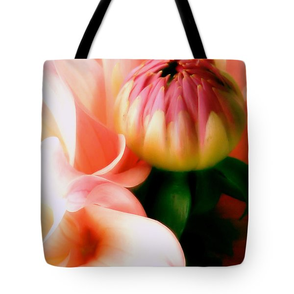 Anticipation Tote Bag by Rory Sagner