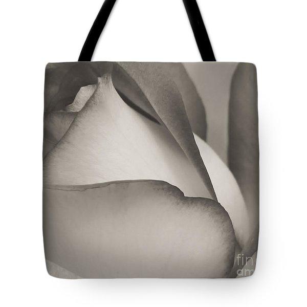 Antique Rose Tote Bag by Sabrina L Ryan