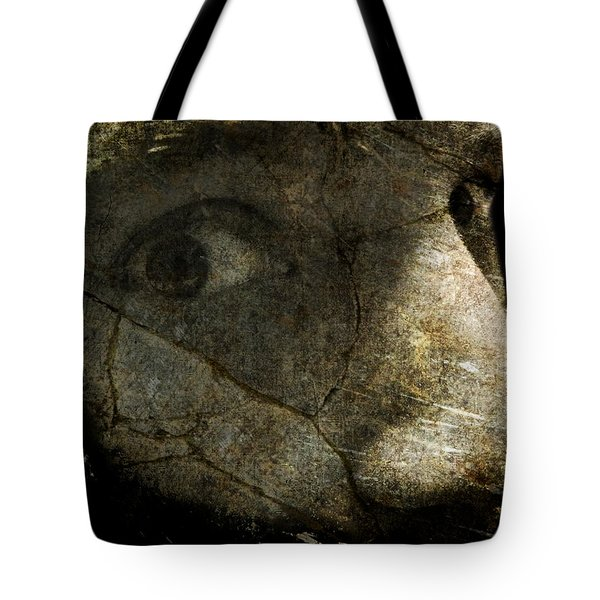 Anxiety Tote Bag by Mark Miller