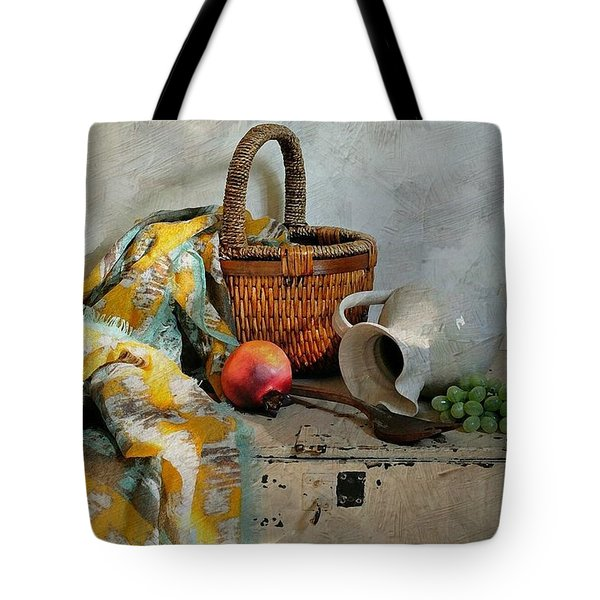 Any Day Tote Bag by Diana Angstadt