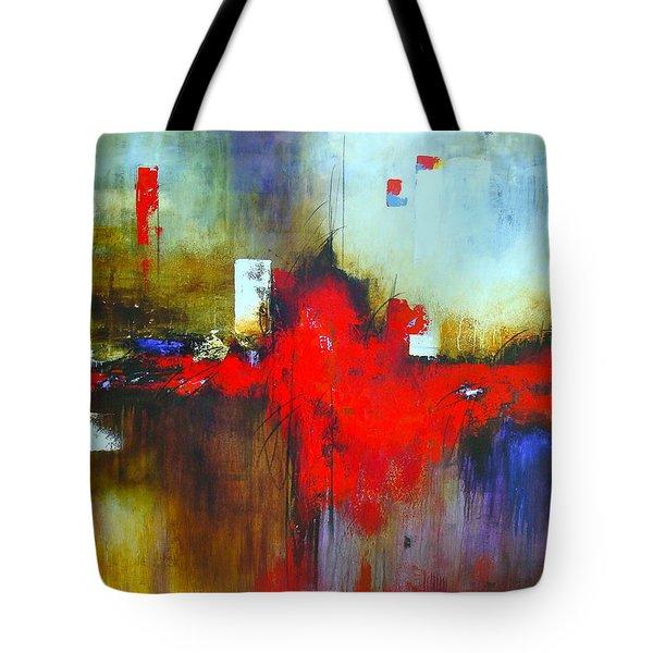 Apariencias Tote Bag by Thelma Zambrano