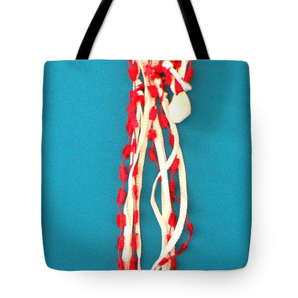 Aphrodite Genettylis Necklace Tote Bag by Augusta Stylianou