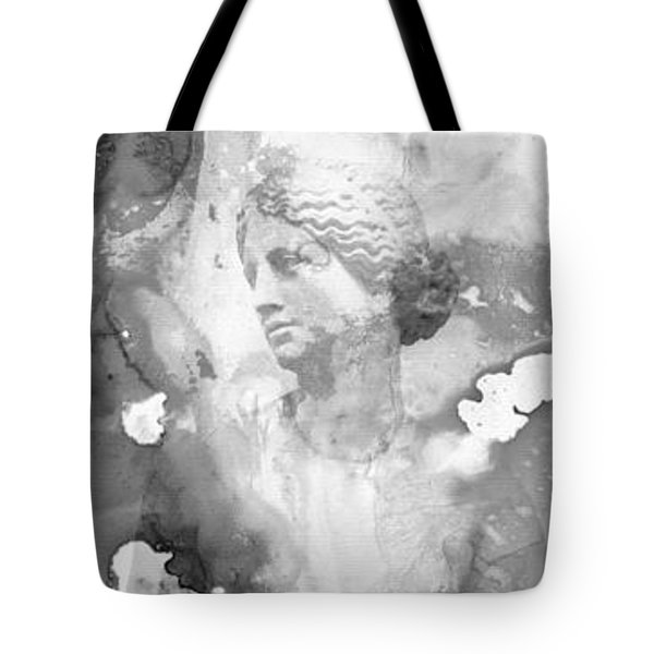 Aphrodite's First Love 2 - Guitar Art By Sharon Cummings Tote Bag by Sharon Cummings