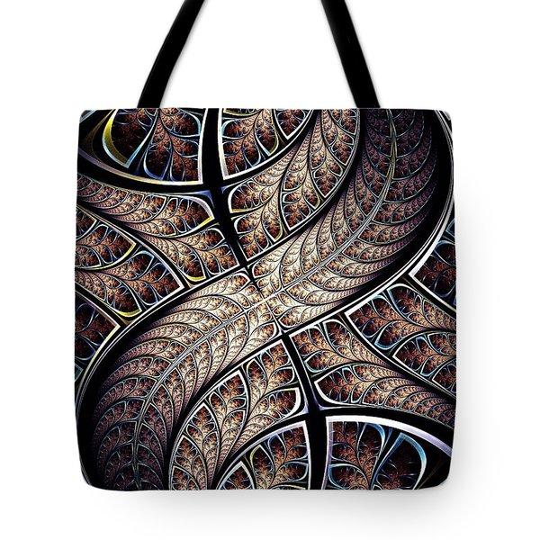 Apophis Tote Bag by Anastasiya Malakhova