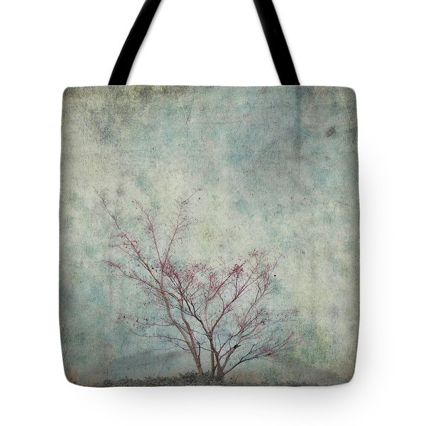 Approaching Spring Tote Bag by Carol Leigh