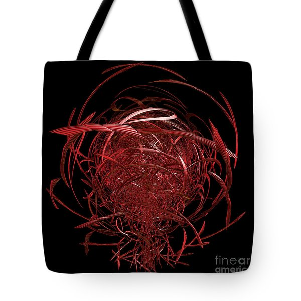 Arachnid By Jammer Tote Bag by First Star Art