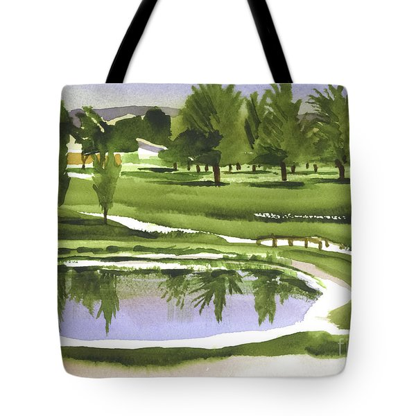 Arcadia Valley Country Club Tote Bag by Kip DeVore