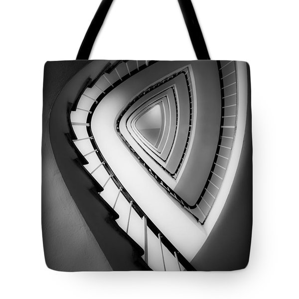 Architect's Beauty Tote Bag by Hannes Cmarits