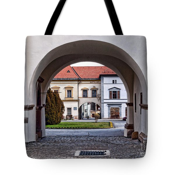 Archways Tote Bag by Les Palenik