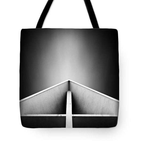Arctic Cathedral Tote Bag by Dave Bowman