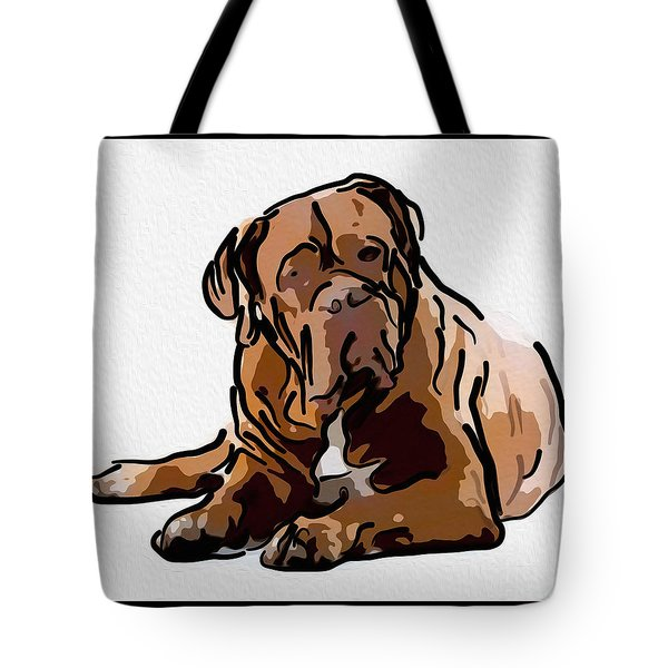 Are You Talking To Me Tote Bag by Omaste Witkowski