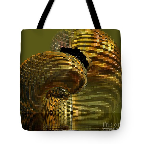 Arisen From The Depths Tote Bag by Deborah Benoit