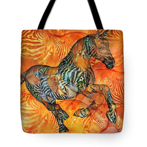 Arizona Sun Tote Bag by Betsy C  Knapp