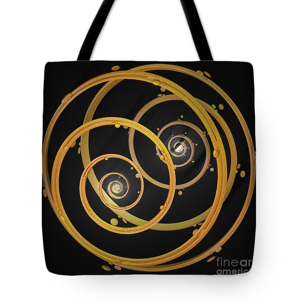 Armillary By Jammer Tote Bag by First Star Art