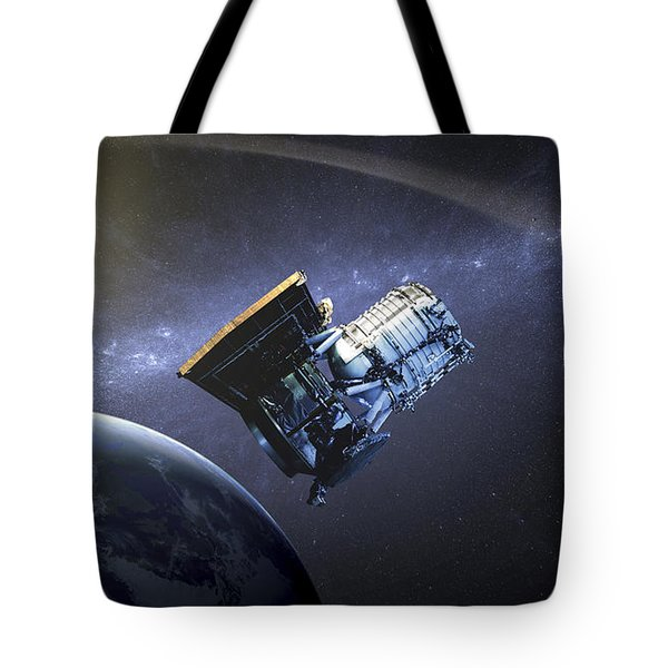 Artists Concept Of The Wide-field Tote Bag by Stocktrek Images