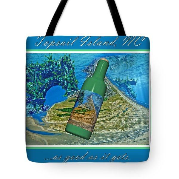 As Good As It Gets Tote Bag by Betsy C Knapp