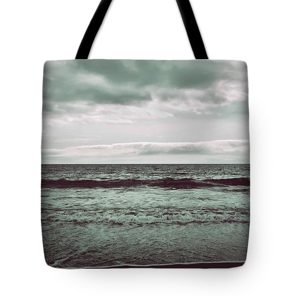 As My Heart Is Being Crushed Tote Bag by Laurie Search