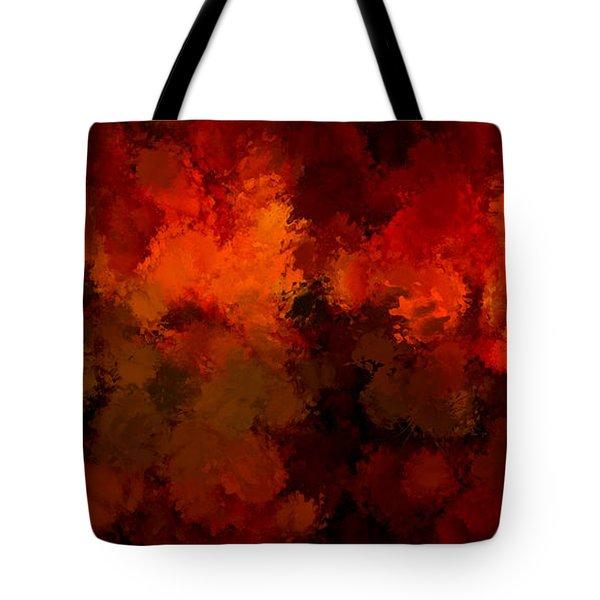 As The Seasons Turn Tote Bag by Lourry Legarde