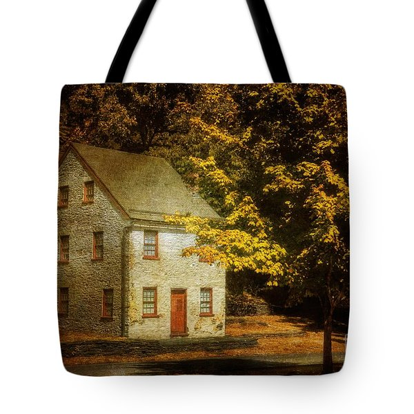 As The World Passes By Tote Bag by Lois Bryan