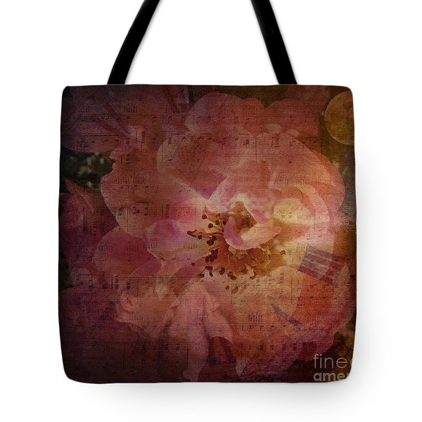 As Time Goes By Tote Bag by Lianne Schneider