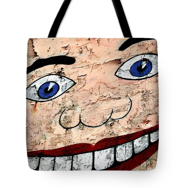Asbury Tillie Tote Bag by John Rizzuto