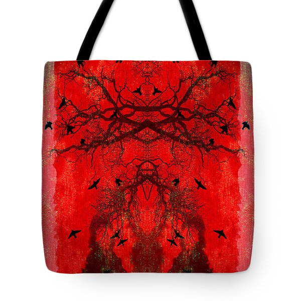 Ascending Tote Bag by Jan Amiss Photography