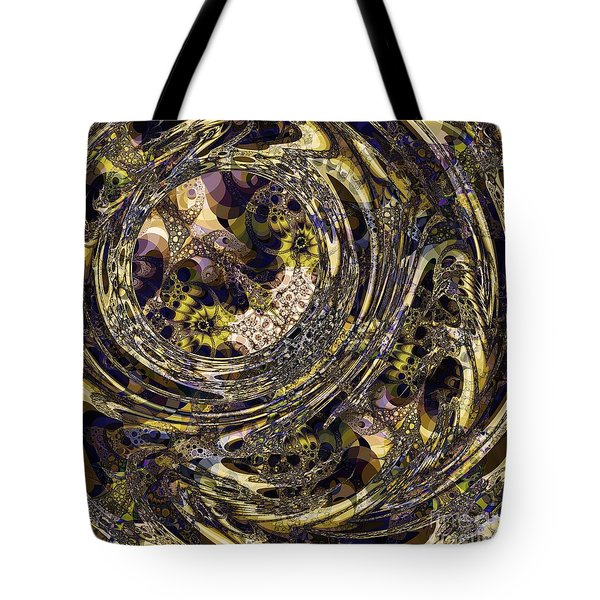 Askew Tote Bag by Elizabeth McTaggart