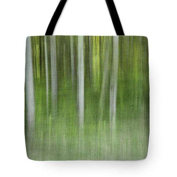 Aspen Grove  Tote Bag by Priska Wettstein