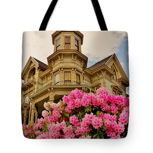 Astoria Tote Bag by Benjamin Yeager