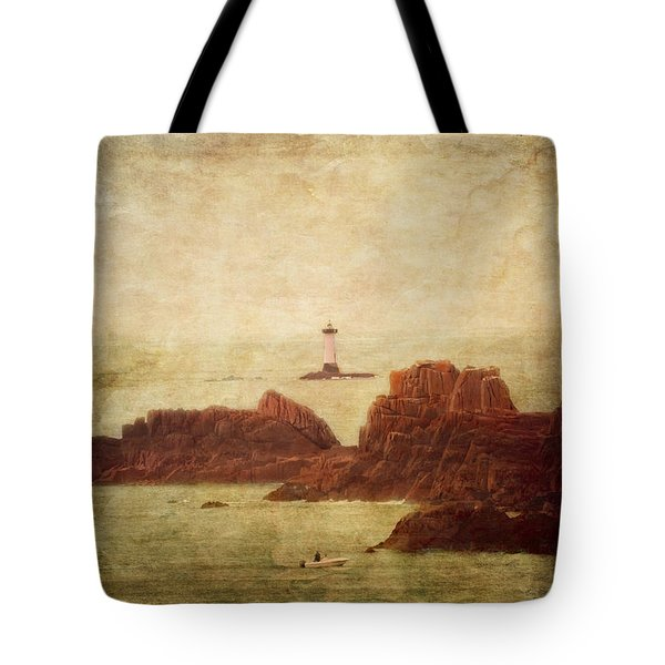 At The Entrance Of The Mont Saint-michel Bay Tote Bag by Loriental Photography