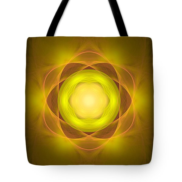 Atome-35 Tote Bag by RochVanh