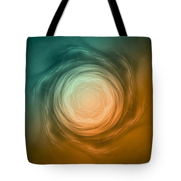 Atome-58 Tote Bag by RochVanh