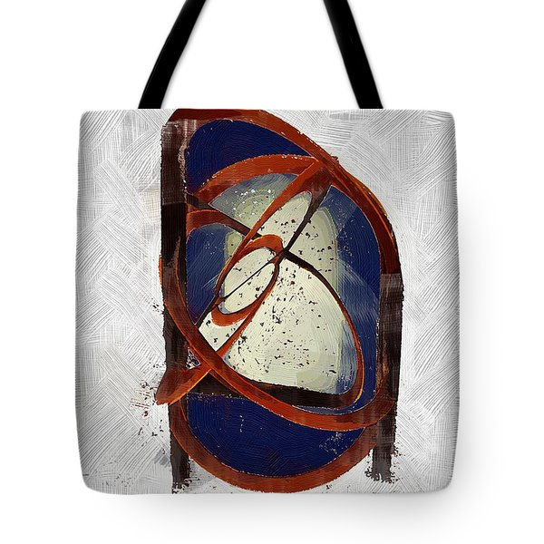 Atomic Truth Tote Bag by RC deWinter