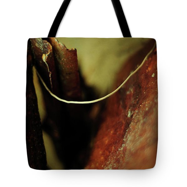 Atonement Tote Bag by Rebecca Sherman